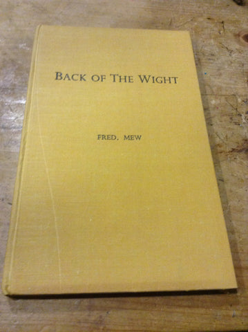 Back of the Wight