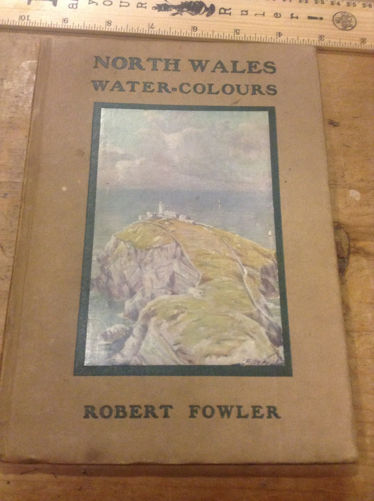 North Wales Water Colours