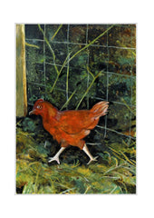 The Little Red Hen of Norton Green