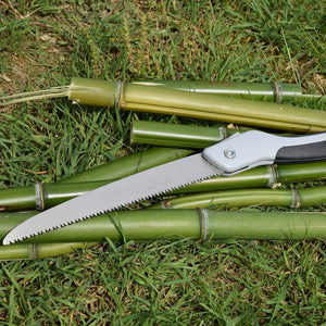 Bamboo maintenance tools and products
