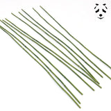Artificial green bamboo