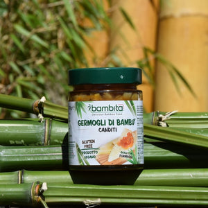 New in France: Bambita candied bamboo shoots