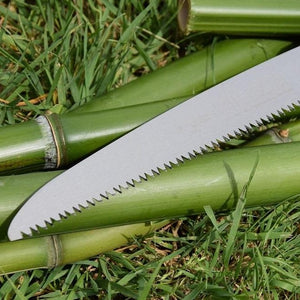Tool to cut green bamboo easily
