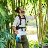 Electric bamboo pruner