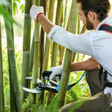 Bamboo electric pruner