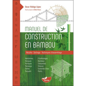 bamboo construction manual for making bamboo joints