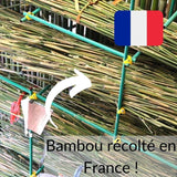 Bamboo straws 100% made in France | Pandam