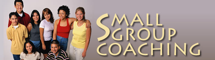 Small Group Coaching resources