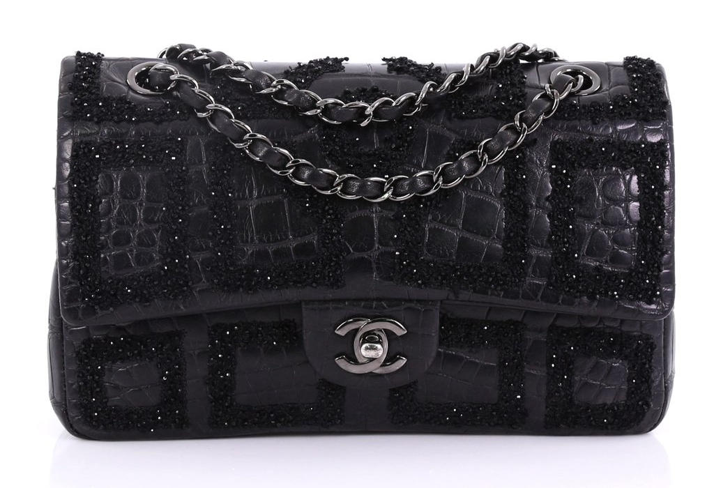 8a461c4cb27fbe Each season Chanel releases dozens of bags on top of the seasonal  variations of their staple products. In past years Chanel has turned to  various ...