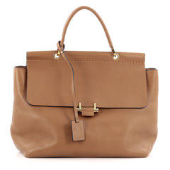 Lanvin Essential Shoulder Bag Leather