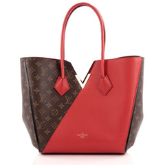 Louis Vuitton Kimono Bag Monogram Canvas and Leather