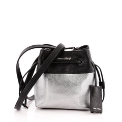 Miu Miu Bucket Bag Leather Small