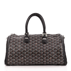 Goyard Croisiere Coated Canvas 40