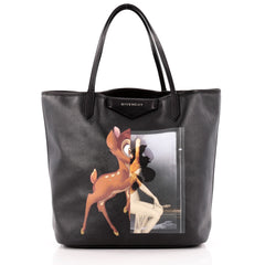 Givenchy Antigona Shopper Printed Coated Canvas Large
