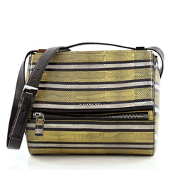 Givenchy Pandora Box Python Medium