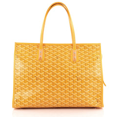 Goyard Marquises Coated Canvas