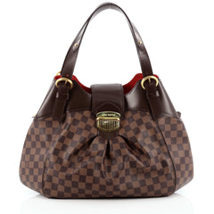 Louis Vuitton Sistina Handbag Damier GM