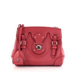 Ralph Lauren Collection Ricky Crossbody Bag Leather Mini