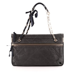 Lanvin Amalia Shoulder Bag Lambskin Medium