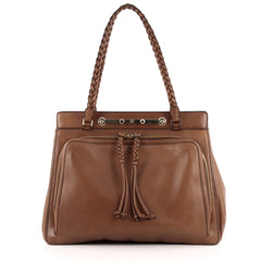 Valentino Demetra Tote Leather