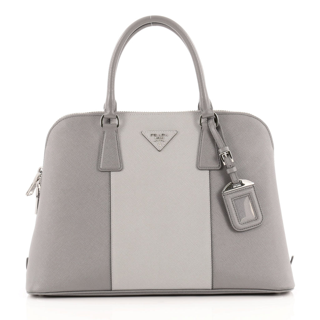 d28597810e32 Buy Prada Bicolor Promenade Handbag Saffiano Leather Medium 1060401 ...