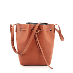 Mansur Gavriel Bucket Bag Leather Mini