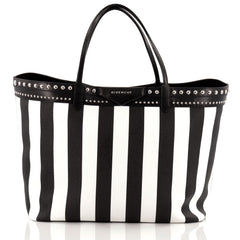 Givenchy Antigona Shopper Studded Printed Coated Canvas Large