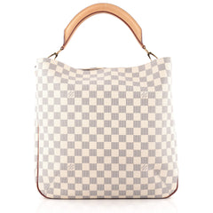 Louis Vuitton Soffi Handbag Damier
