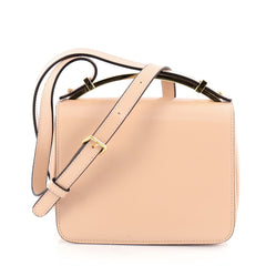 Marni Sculpture Crossbody Bag Leather Mini