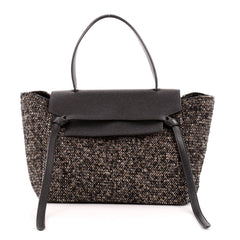 Celine Belt Bag Tweed Small