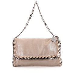 Stella McCartney Falabella Flap Bag Shaggy Deer