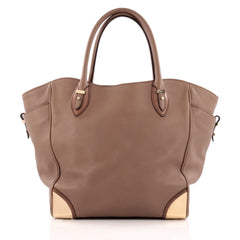 Salvatore Ferragamo Britta Tote Leather Medium
