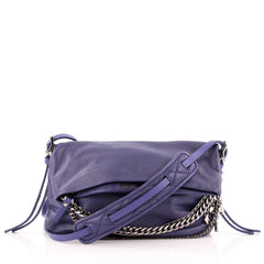 Jimmy Choo Biker Bag Leather Small
