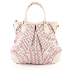 Louis Vuitton Marina Handbag Mini Lin Croisette PM