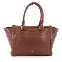 Christian Louboutin Farida Tote Leather Large