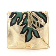 Miu Miu Fiamma Crossbody Leather Medium