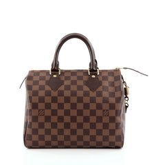 Louis Vuitton Speedy Handbag Damier 25