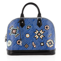Louis Vuitton Alma Handbag Limited Edition Azteque Epi Leather PM