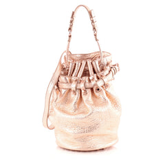 Alexander Wang Diego Bucket Bag Leather Large