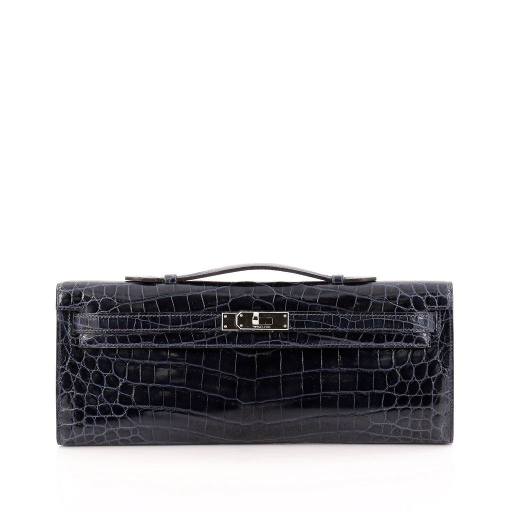 f198012371 Crocodile or Alligator  How to Distinguish the Hermès Exotics