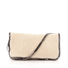 Stella McCartney Falabella Flap Bag Boucle