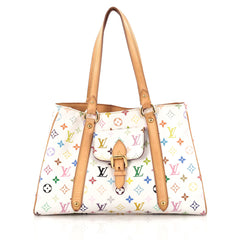 Louis Vuitton Aurelia Handbag Monogram Multicolor MM