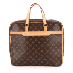 Louis Vuitton Porte-Documents Pegase Bag Monogram Canvas
