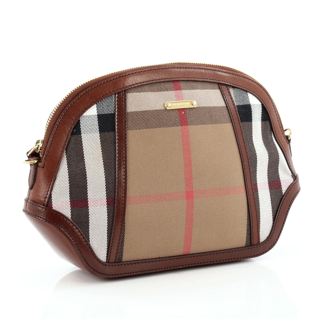 Buy Burberry Orchard Crossbody Bag House Check Canvas and 1236701 ... f4e698e0bc8b2