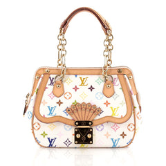 Louis Vuitton Gracie Handbag Monogram Multicolor
