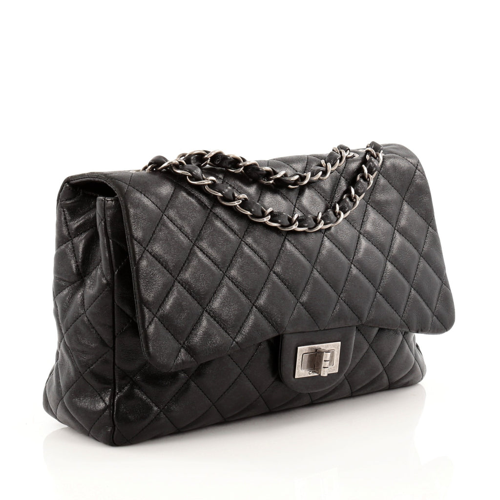 Buy Chanel Classic Single Hybrid Reissue Flap Bag Quilted 1257101 ... a30e47556042e