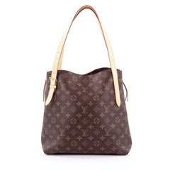 Louis Vuitton Voltaire Handbag Monogram Canvas