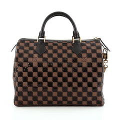 Louis Vuitton Speedy Handbag Damier Paillettes 30