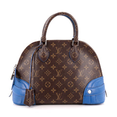 Louis Vuitton Alma Handbag Monogram Shine Canvas PM