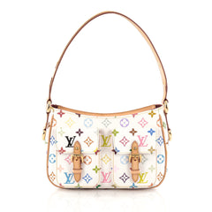 Louis Vuitton Lodge Handbag Monogram Multicolor PM